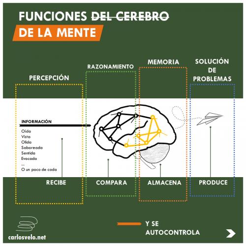 carlos velo psicologo funciones de la mente control pensamientos