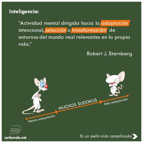 carlos velo inteligencia psicologia