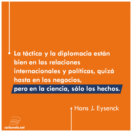 carlos velo psicologia coaching ciencia eysenck