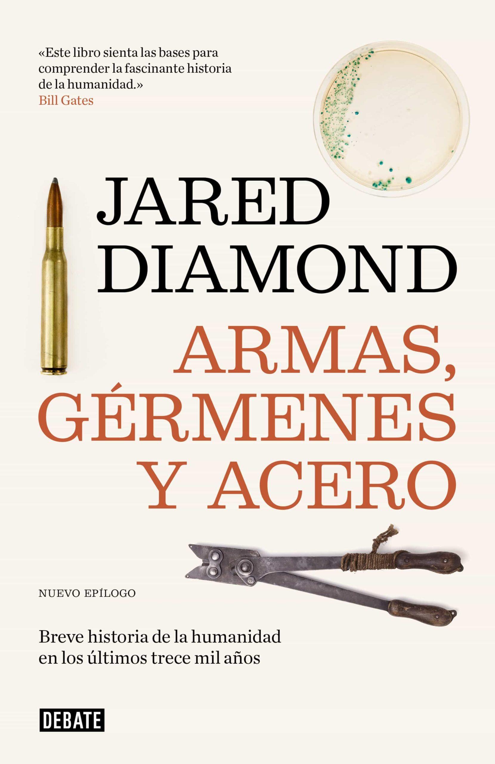 carlos velo jared diamond armas germenes acero